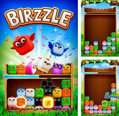 In addition to the game Shinobidu: Ninja assassin for iPhone, iPad or iPod, you can also download Birzzle for free.