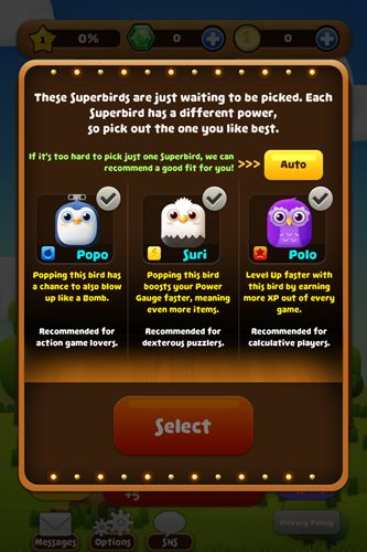 Capturas de pantalla del juego Birzzle: Fever para iPhone, iPad o iPod.