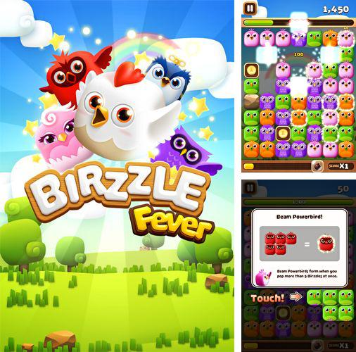 In addition to the game Super zombie ninja vs. zombies world for iPhone, iPad or iPod, you can also download Birzzle: Fever for free.