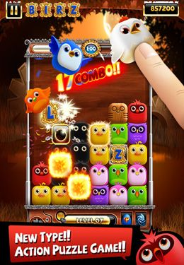 Download Birzzle Pandora HD iPhone free game.
