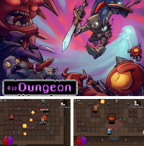 In addition to the game Townsmen Premium for iPhone, iPad or iPod, you can also download Bit dungeon for free.