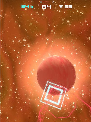 Capturas de pantalla del juego Black hole: Joyrider para iPhone, iPad o iPod.