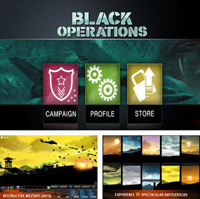 In addition to the game e-Pig Rope for iPhone, iPad or iPod, you can also download Black Operations for free.