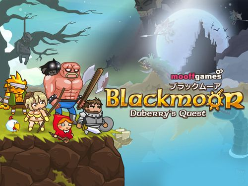 Blackmoor: Dubbery's quest