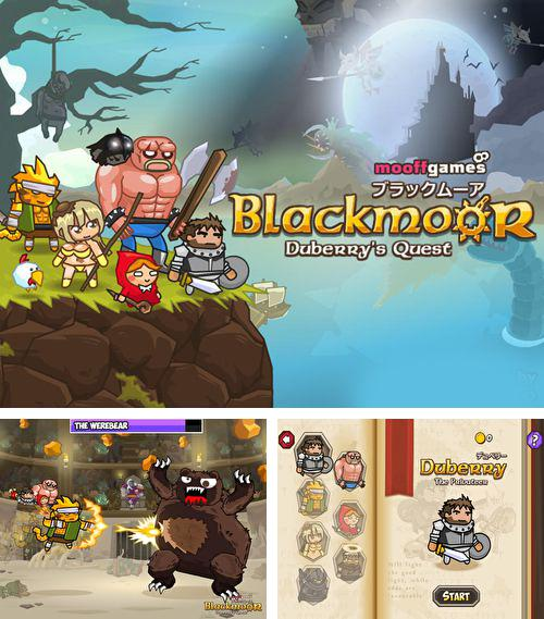 In addition to the game Jewel Mania: Halloween for iPhone, iPad or iPod, you can also download Blackmoor: Dubbery's quest for free.