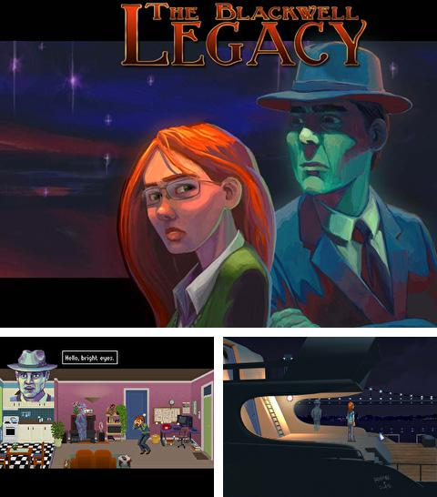 In addition to the game Stunt 2: Race for iPhone, iPad or iPod, you can also download Blackwell 1: Legacy for free.