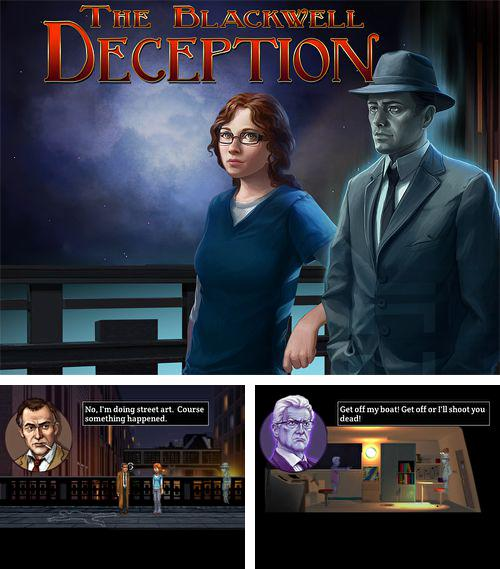 In addition to the game Done Drinking deluxe for iPhone, iPad or iPod, you can also download Blackwell 4: Deception for free.