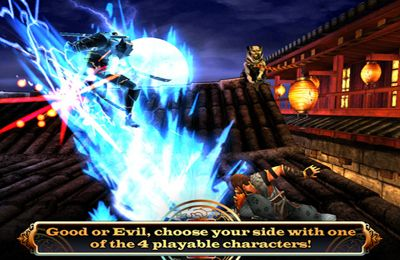 Capturas de pantalla del juego Blade Lords para iPhone, iPad o iPod.
