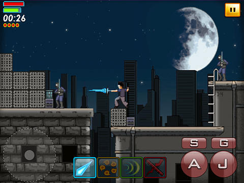 Игра Blade of betrayal для iPhone