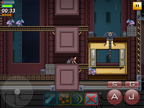 Écrans du jeu Blade of betrayal pour iPhone, iPad ou iPod.