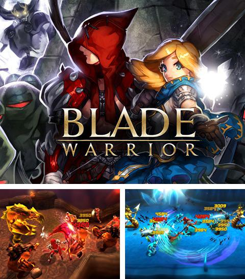 In addition to the game Crazy monster whack: Blood edition for iPhone, iPad or iPod, you can also download Blade warrior for free.