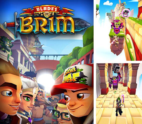 In addition to the game Blitz breaker for iPhone, iPad or iPod, you can also download Blades of Brim for free.