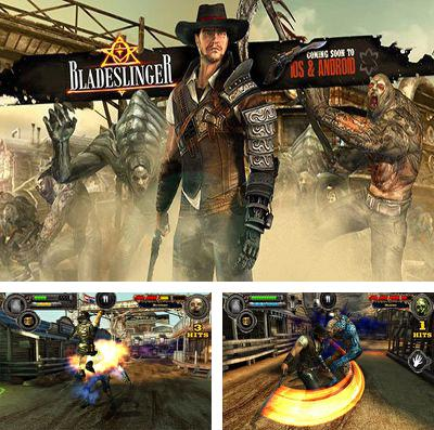 In addition to the game Adventures of the Zombie sniper for iPhone, iPad or iPod, you can also download Bladeslinger for free.