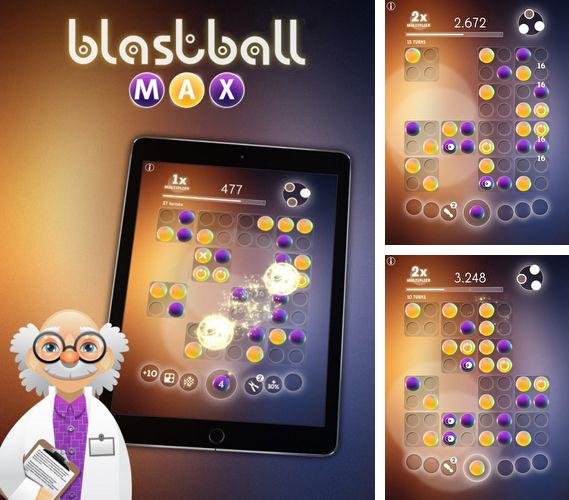 In addition to the game The lost fountain for iPhone, iPad or iPod, you can also download Blast ball max for free.