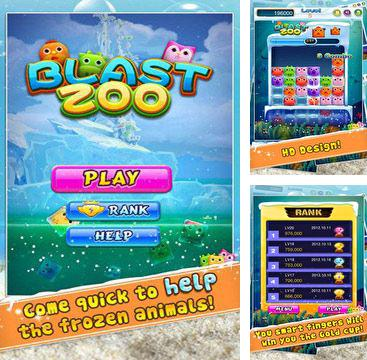 In addition to the game The witch's isle for iPhone, iPad or iPod, you can also download Blast Zoo Free for free.