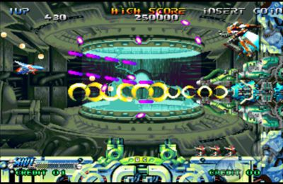 Screenshots do jogo Blazing star para iPhone, iPad ou iPod.