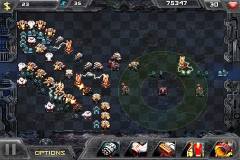 Download Blighted Earth iPhone free game.