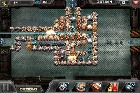 Capturas de pantalla del juego Blighted Earth para iPhone, iPad o iPod.