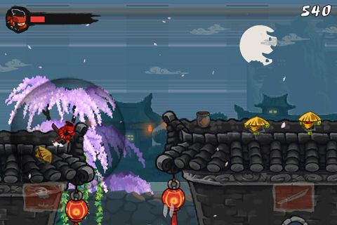 Download Blind ninja: Sing iPhone free game.
