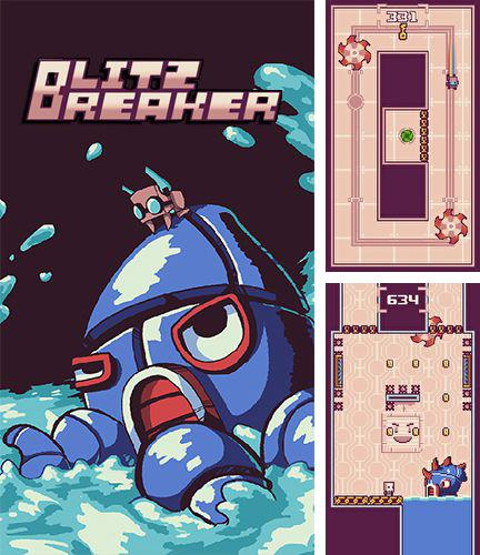 In addition to the game Spirit of Wandering - The Legend for iPhone, iPad or iPod, you can also download Blitz breaker for free.