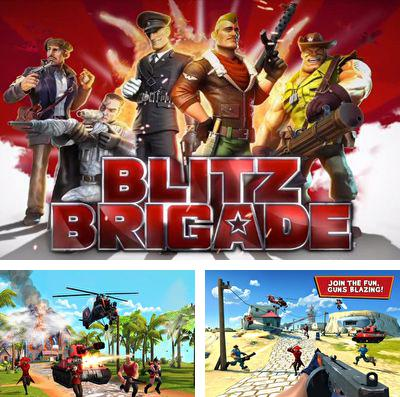 In addition to the game Night sky for iPhone, iPad or iPod, you can also download Blitz Brigade – Online multiplayer shooting action! for free.