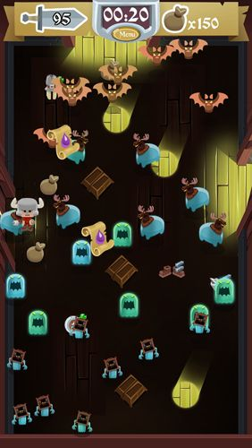 Capturas de pantalla del juego Blitz keep para iPhone, iPad o iPod.