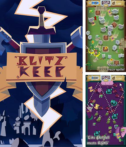 In addition to the game Angry Birds Star Wars 2 for iPhone, iPad or iPod, you can also download Blitz keep for free.