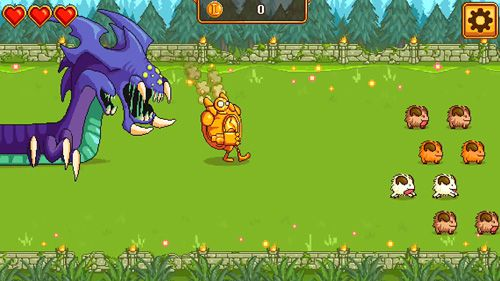 Screenshots of the Blitzcrank's Poro roundup game for iPhone, iPad or iPod.