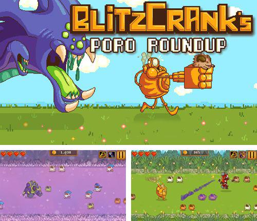 In addition to the game Edge of oblivion: Alpha squadron 2 for iPhone, iPad or iPod, you can also download Blitzcrank's Poro roundup for free.