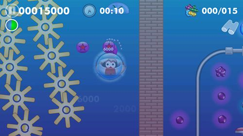 Download Blobster iPhone free game.