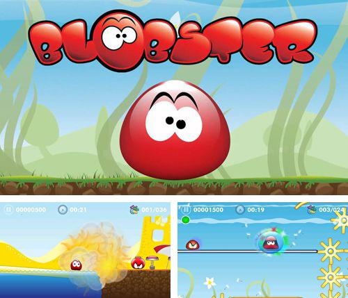 In addition to the game Geared for iPhone, iPad or iPod, you can also download Blobster for free.