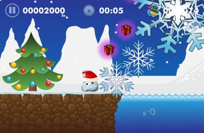 Free Blobster Christmas download for iPhone, iPad and iPod.
