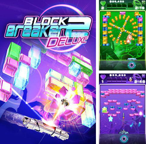 In addition to the game Monster Trouble Anniversary Edition for iPhone, iPad or iPod, you can also download Block breaker: Deluxe 2 for free.