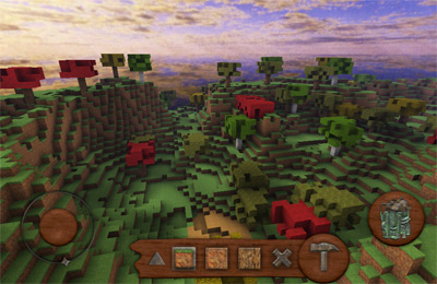 Download Block Earth iPhone free game.
