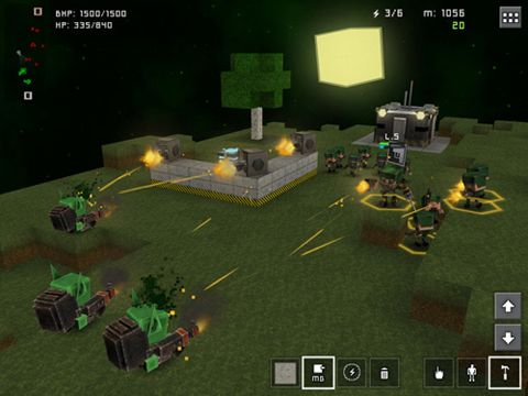 Download Block fortress: War iPhone free game.