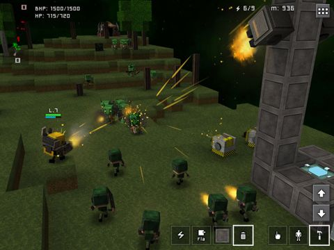 Free Block fortress: War download for iPhone, iPad and iPod.