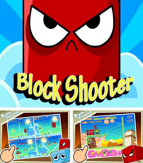 In addition to the game Yetisports: Penguin run for iPhone, iPad or iPod, you can also download Block Shooter for free.