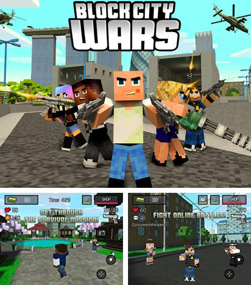 In addition to the game Mountain goat: Mountain for iPhone, iPad or iPod, you can also download Block сity wars for free.