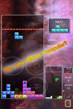 Download Block vs. Block iPhone free game.