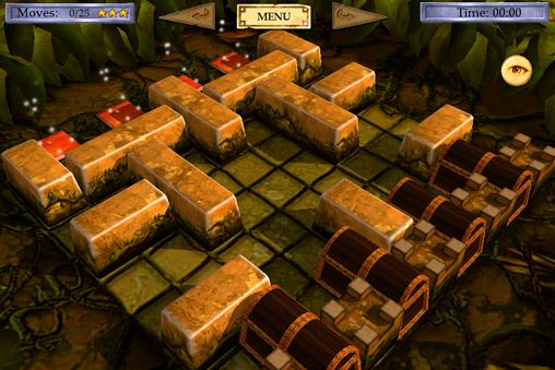 Screenshots do jogo Blockado jungle para iPhone, iPad ou iPod.