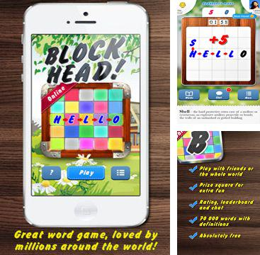 Download Blockhead Online iPhone free game.