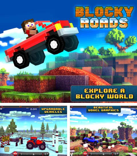 In addition to the game Bridge the gap 2 for iPhone, iPad or iPod, you can also download Blocky Roads for free.