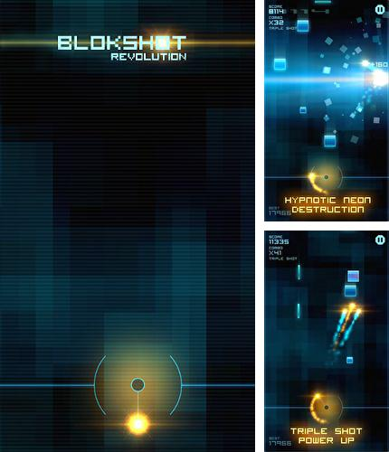 In addition to the game Battle Buddies for iPhone, iPad or iPod, you can also download Blokshot: Revolution for free.