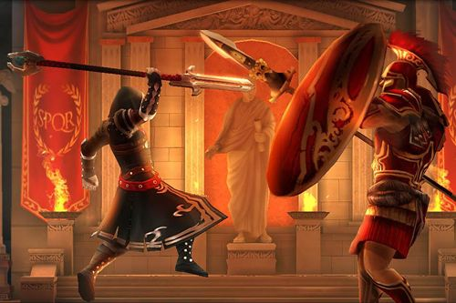 Download Blood and glory: Immortals iPhone free game.