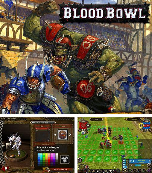In addition to the game Platoonz for iPhone, iPad or iPod, you can also download Blood bowl for free.