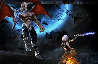 Download Blood Evils iPhone free game.