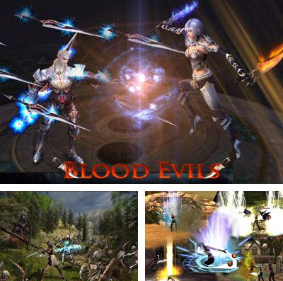 In addition to the game Secret agent: Hostage for iPhone, iPad or iPod, you can also download Blood Evils for free.