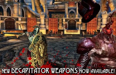 Download Blood & Glory iPhone free game.