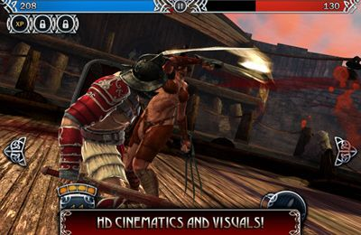 Скачать Blood & Glory: Legend на iPhone бесплатно