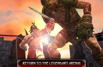Descarga gratuita de Blood & Glory: Legend para iPhone, iPad y iPod.